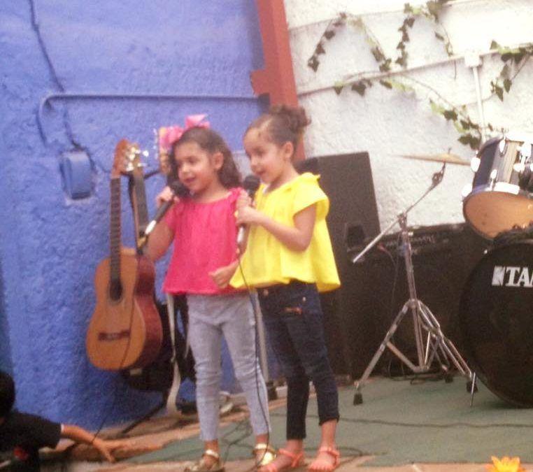 Clases de música para niños de 4 a 6 años